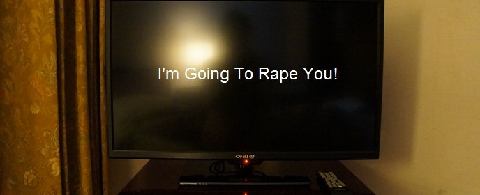misc. television - rape on television