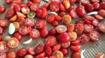 roasting cherry tomatoes