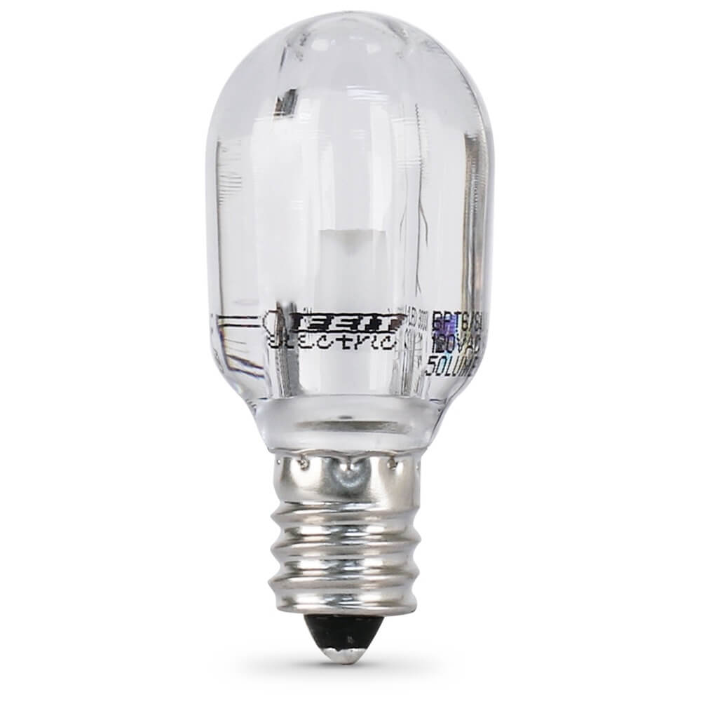 50 Bulb Led 50 Lumen 3000k Non Dimmable Led Feit Electric