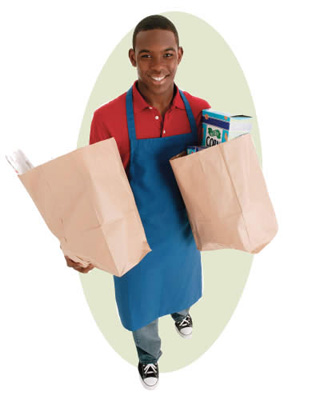My humble beginnings as a courtesy clerk (bag boy) it built - resume and resume