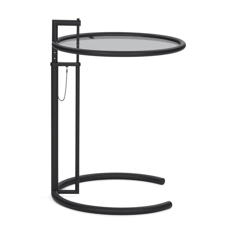 Eileen Gray Tisch Classicon Adjustable Tisch E1027 Black Version Felix Thonet Shop