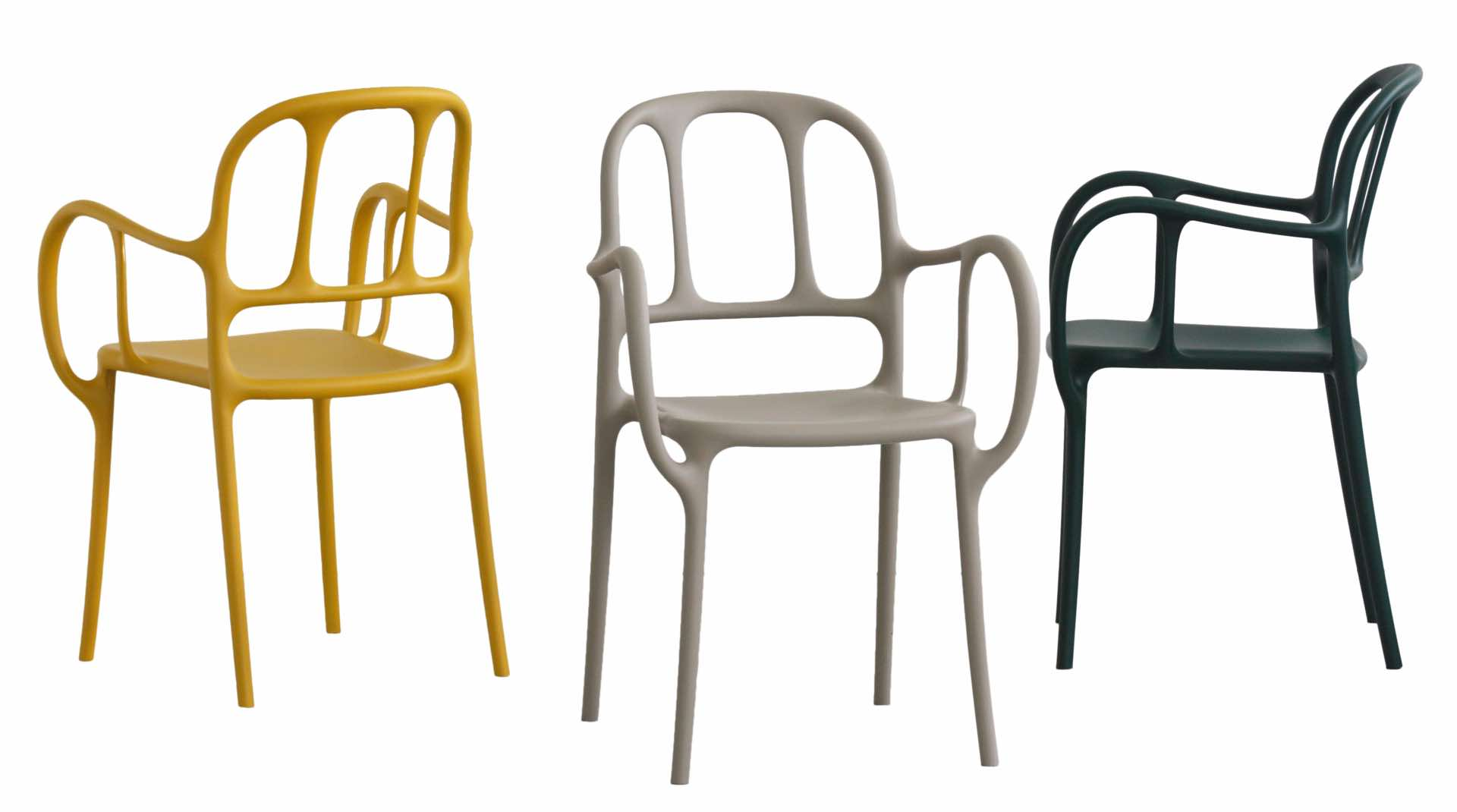 Magis Stuhl Mila Designed By Jaime Hayón Ft Felix Thonet Shop