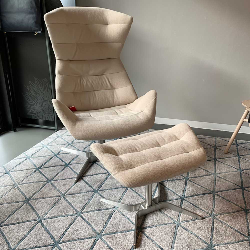 Lounge-sessel 808 Thonet 808 Sessel Und Hocker Felix Thonet Shop