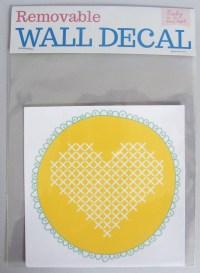 Wall decal: Cross