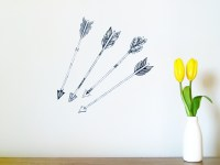Arrow wall decals  small