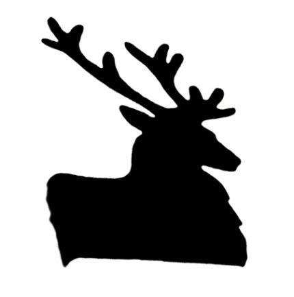 Deer template
