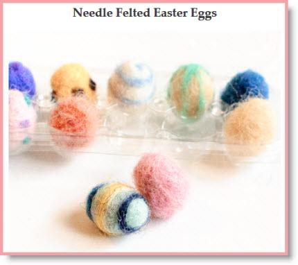 NF Easter eggs