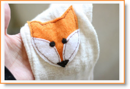 fox elbows patches