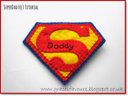 superdad patch