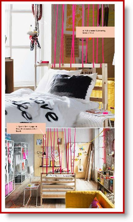 yarn room divider