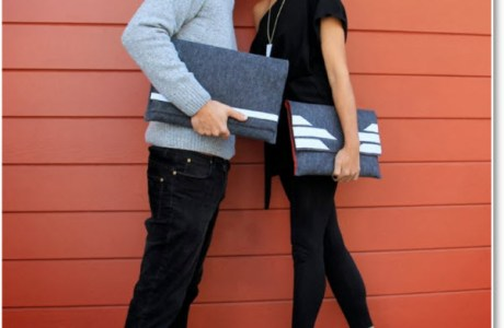 HIS AND HERS LAPTOP SLEEVES