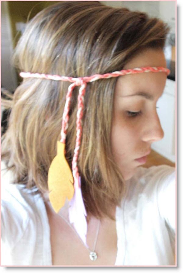 hippy headband