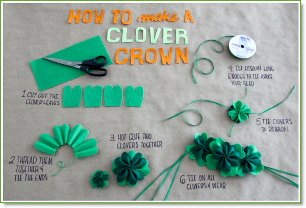 clover crown supplies