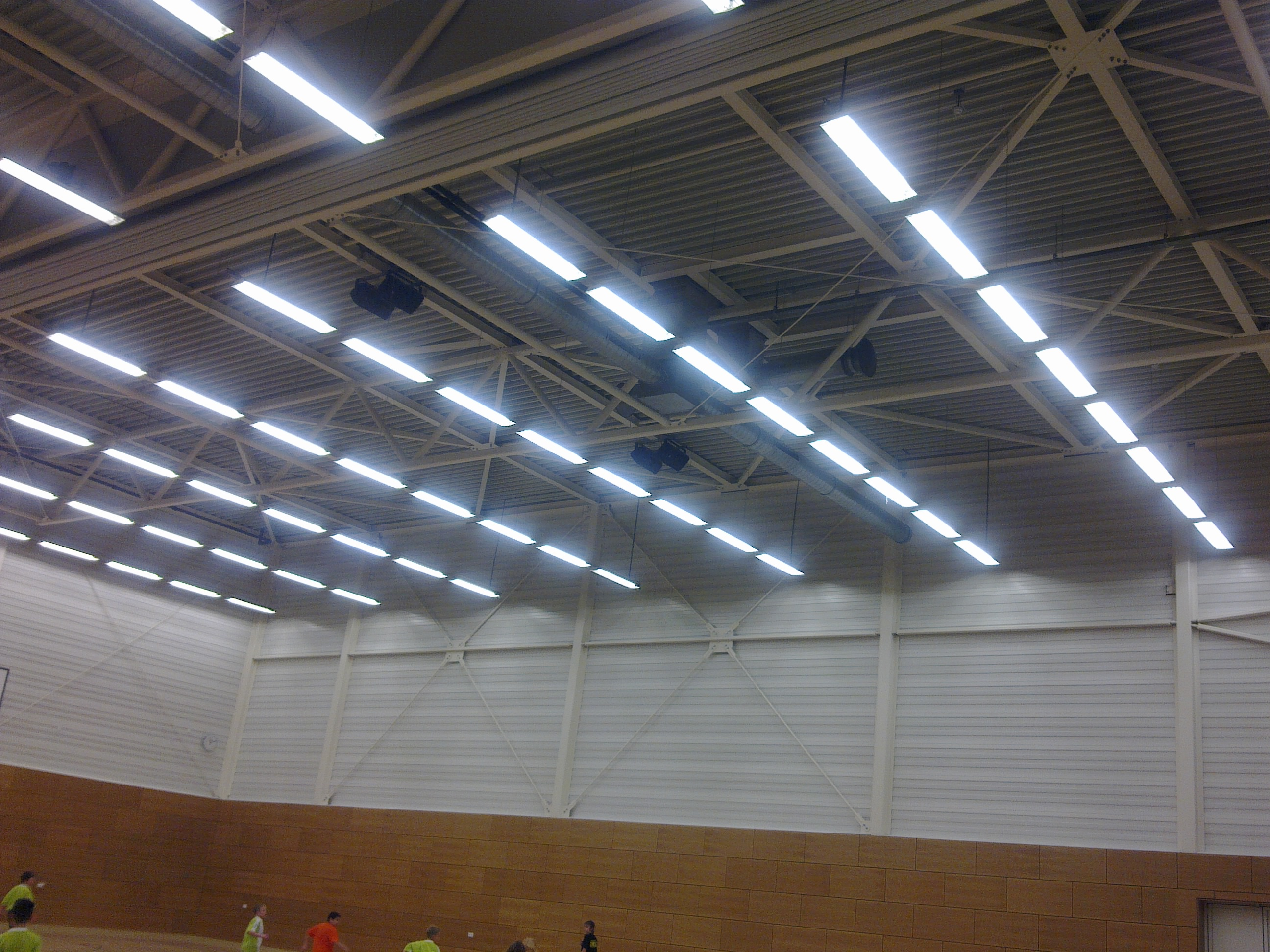 Norm Led Verlichting Sport Recreatie And Musea Feltor Lighting