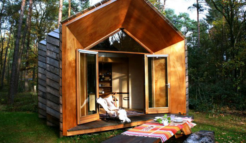 Tiny Houses Nederland Less Is More: Deze Tiny Houses Hebben Alles Wat Je Nodig