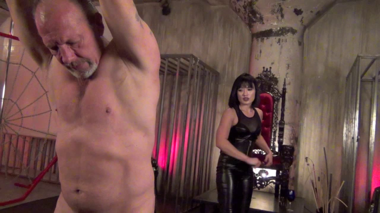 Brutal Japanese Female Domination
