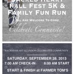 Fall Fest 5K Fun Run
