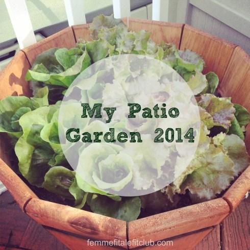 Home garden 2014