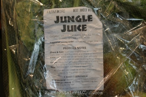 Jungle Juice Recipe by Farmivore