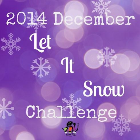 December 2014 Let It Snow Challenge #decemberchallenge #saladjam #fitnesschallenge