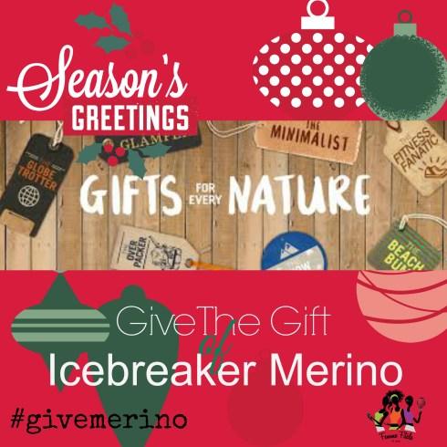 Give The Gift of Icebreaker Merino #givemerino
