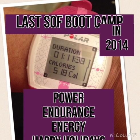 Polar FT4 Watch SOF Boot Camp #bootcamp