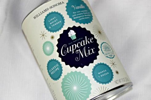 Williams Sonoma Cupcake Mix