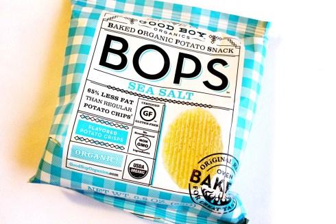 Sea Salt Bops by Good Boy Organics