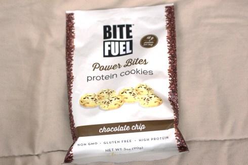 Bite Fuel Protein Cookies