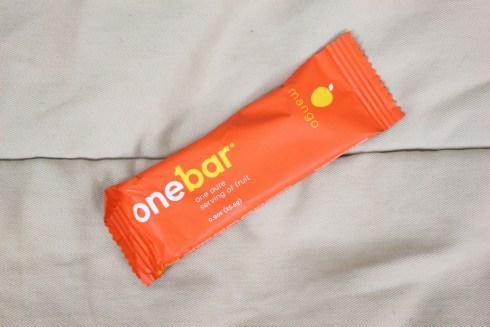 One Bar Fruit Bar