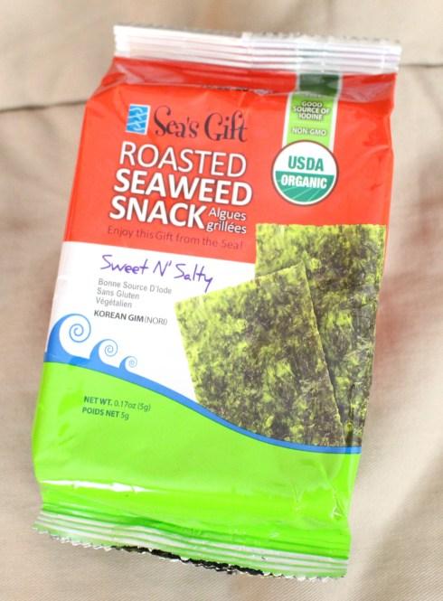 Seas Gift Roasted Seaweed