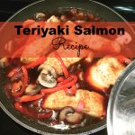 Meal Mondays:  Teriyaki Salmon