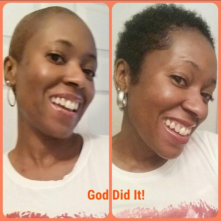Andrea Coleman Beat Breast Cancer