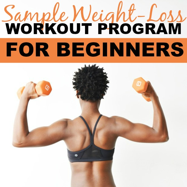 Femme Fitale Fit Club ® BlogSample Weight-Loss Workout Program for - gym workout for weight loss