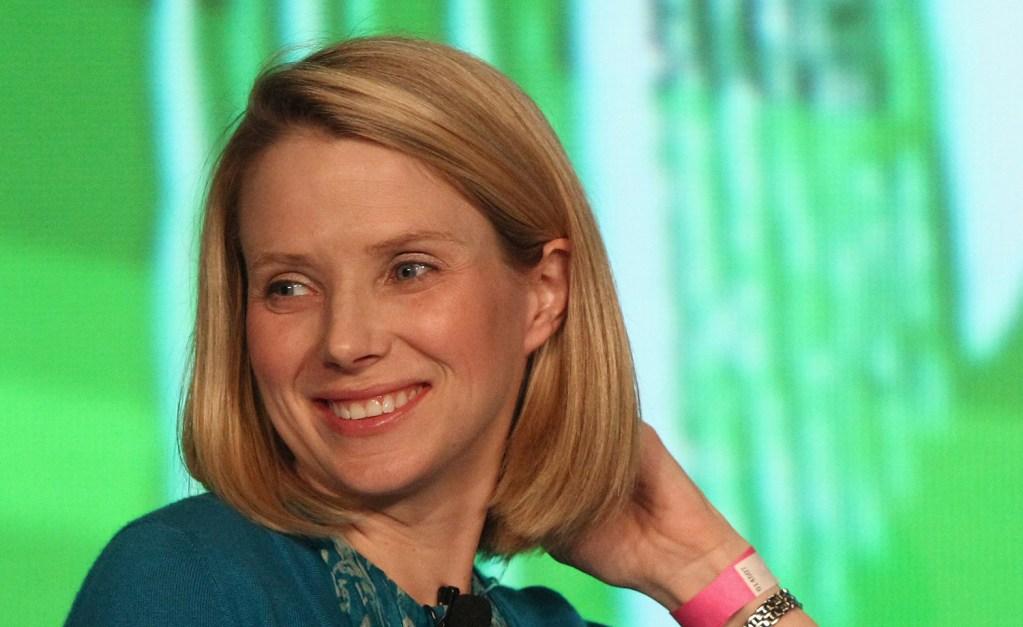 Marissa Mayer - CEO Yahoo - 2015-10