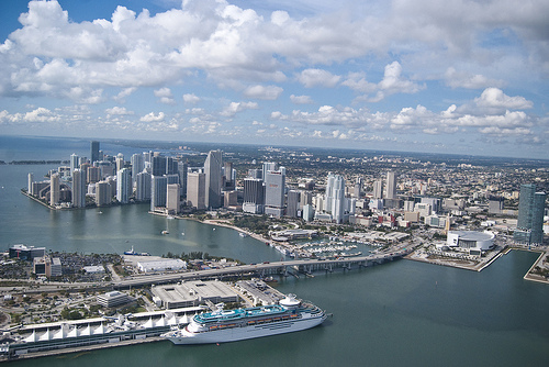 Downtown-Miami-Puerto