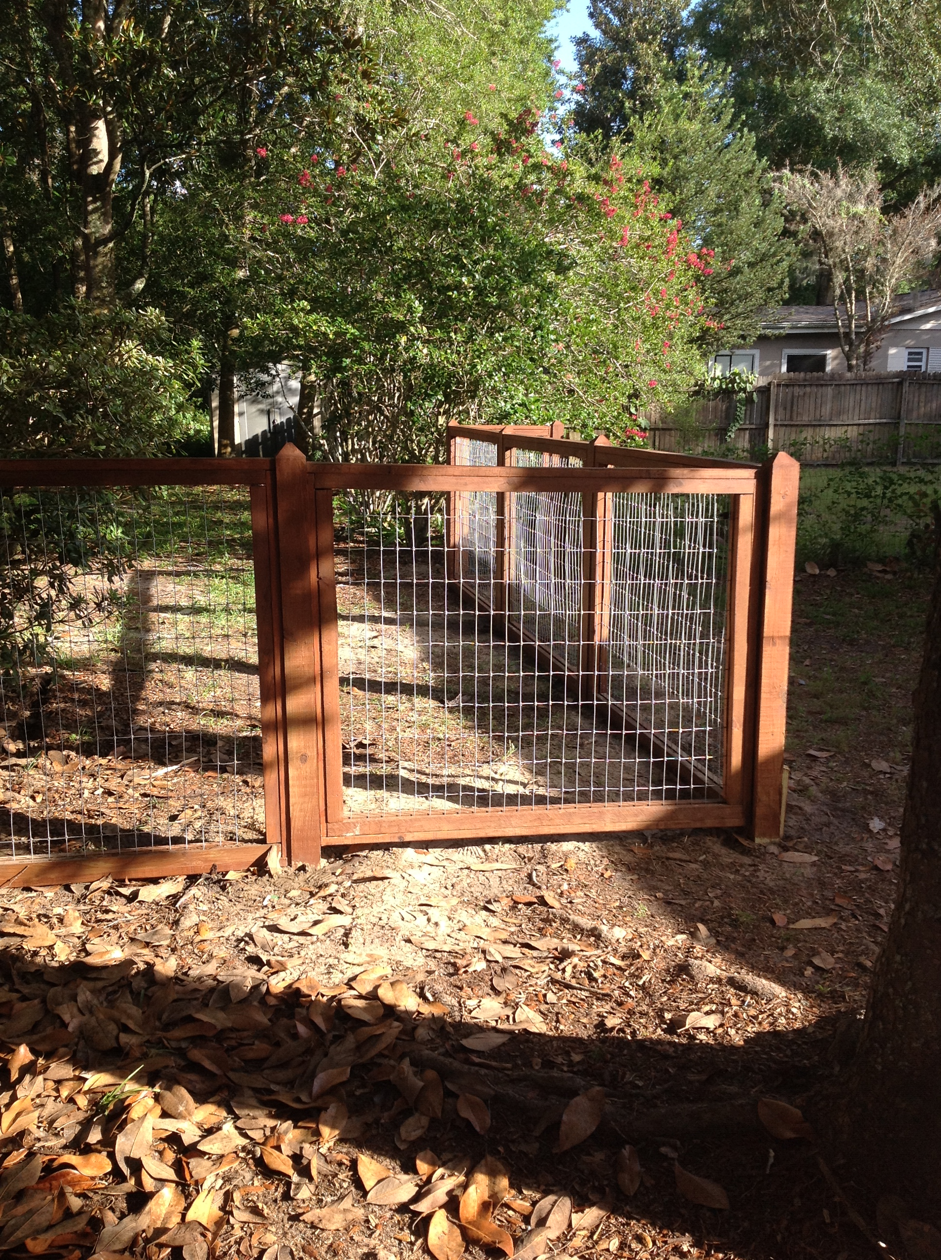 Wire Fencing Florida Fence Contractor Wood Wire Fence Is A Great Option For