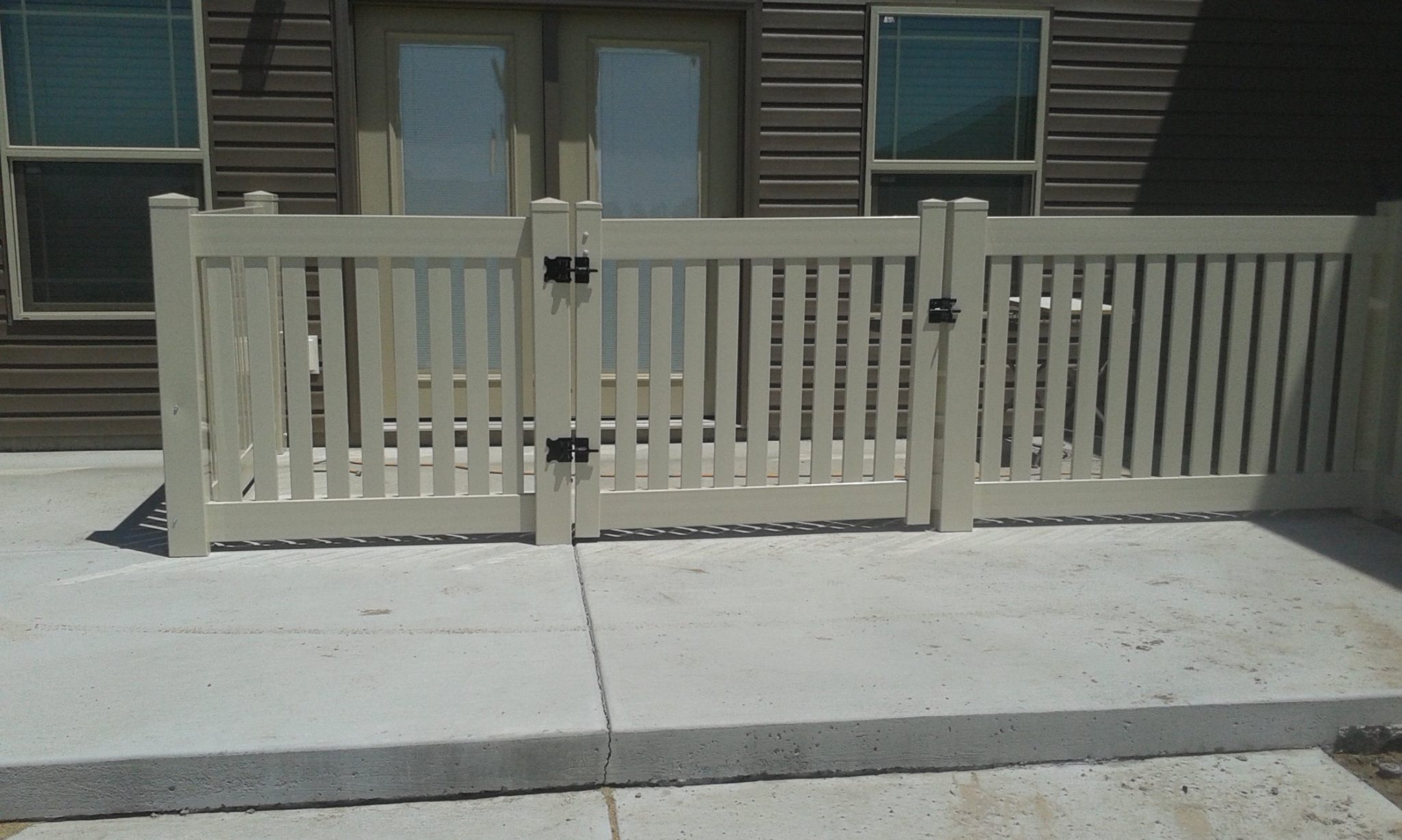 Fullsize Of Dog Run Fence