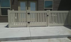 Small Of Dog Run Fence