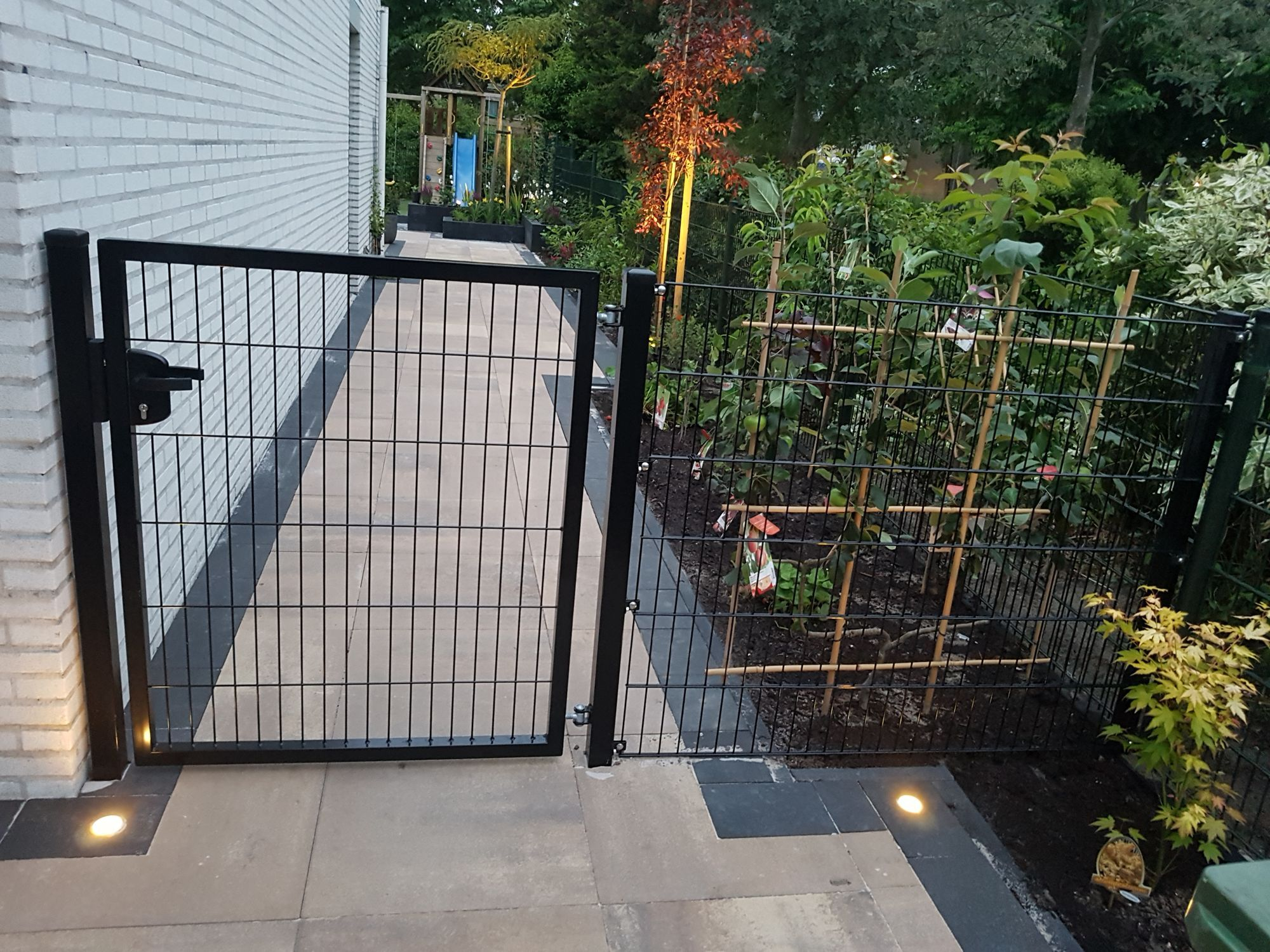 Metal Fencing Fenceonline