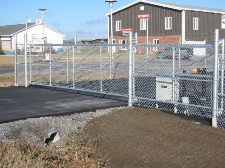Commercial Fencing Columbus Ohio Commercial Fences