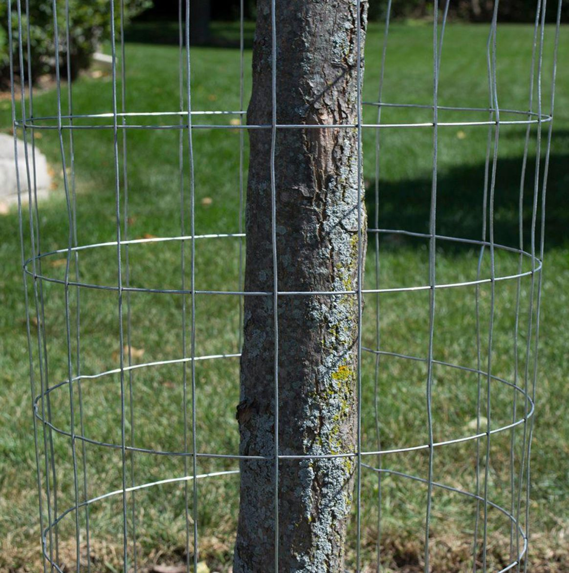 Wire Fencing Attaching Wire Mesh To Vinyl Fence Or Wood Fence