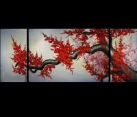Oriental Painting, Oriental Wall Art, Oriental Artwork