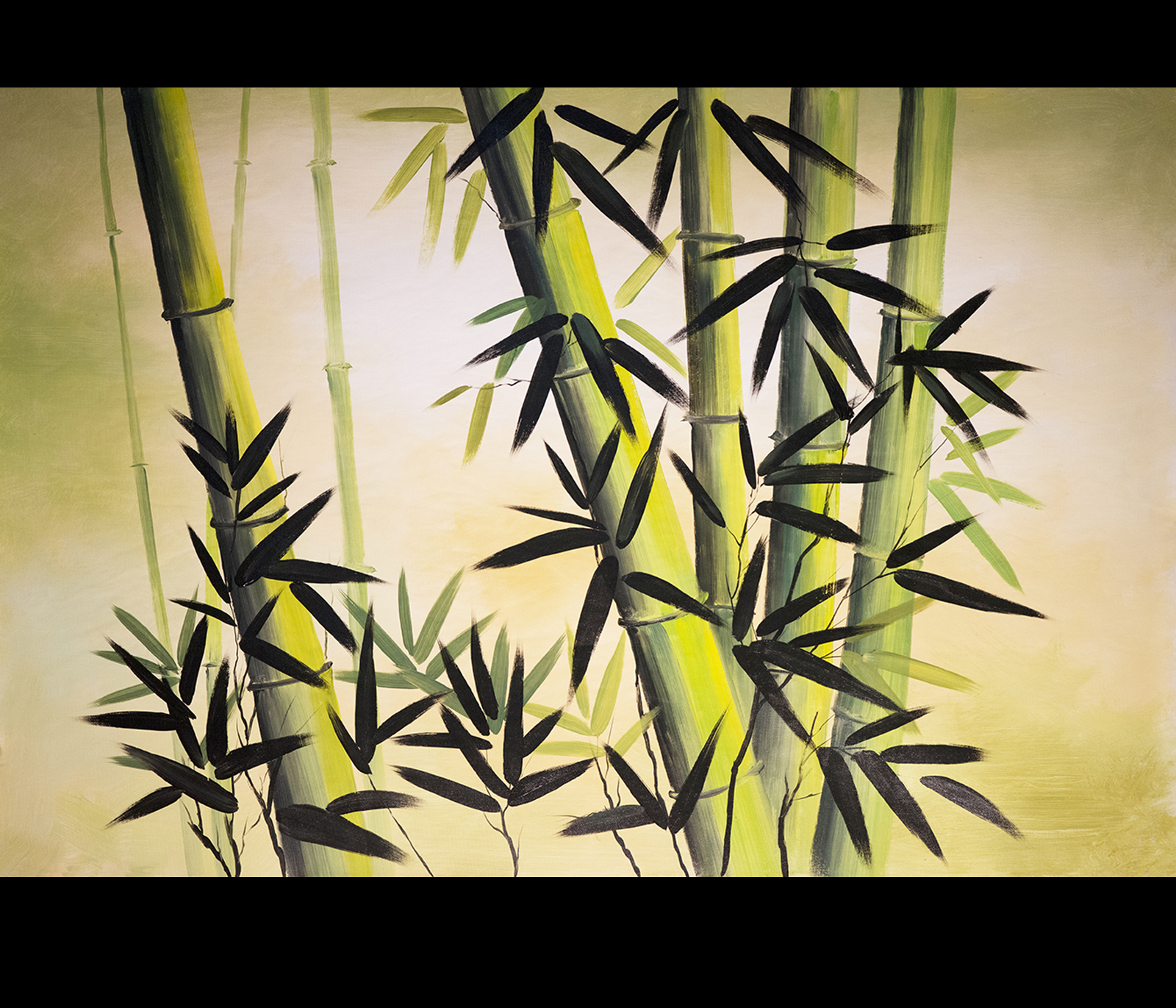 Bamboo Wall Art - Elitflat