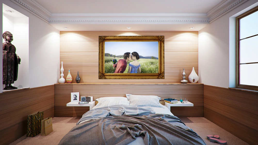 Feng Shui Schlafzimmer Skizze Is Placing Wedding Photo Above Bed Bad Feng Shui? - Feng