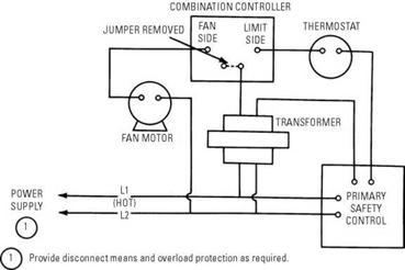 Wiring Diagram For Honeywell Oil Furnace Controller
