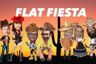 flat fiesta