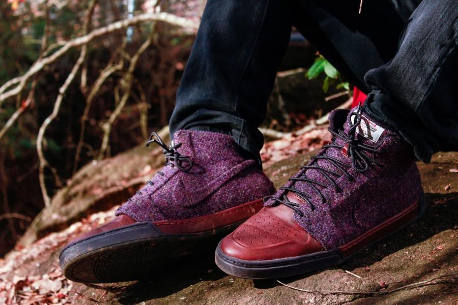 Nike-Harris-Tweed