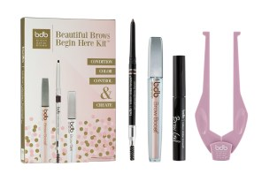 Billion Dollar Brows Beautiful Brows Begin Here Kit (Package)