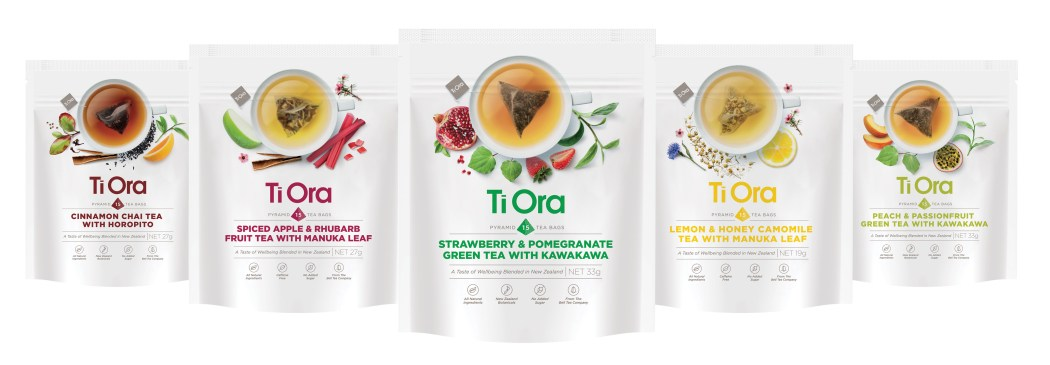 SN NEWS TI ORA LAUNCH FIVE NEW FLAVOURS 0717